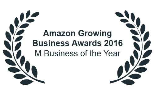 Amazon Growing Business Awards 2016