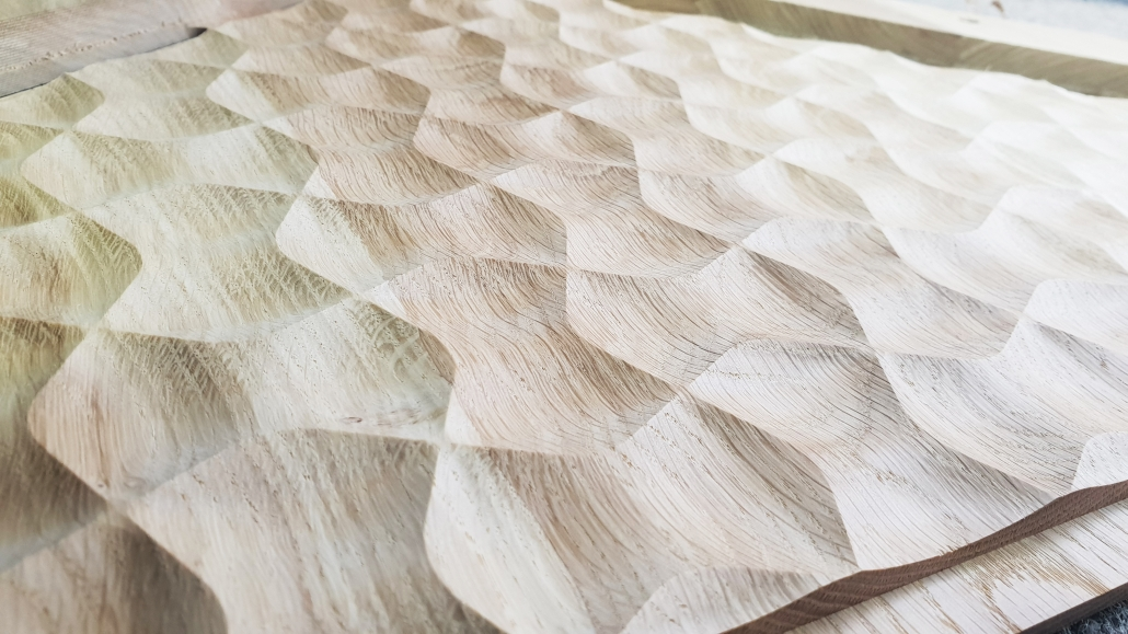 Desk geometric surface