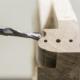 CNC machined handrail, bespoke detail