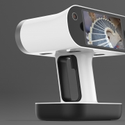 Handrail Creations scanning device