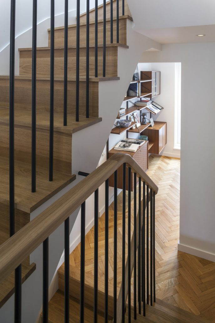 Victoria Gardens, London - Handrail Creations Ltd