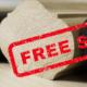 Free handrail sample