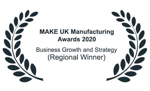 MAKE UK Manufacturing Awards 2020